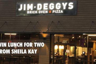 The Jim Deggys Lunch Break