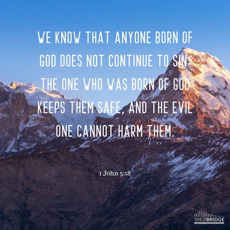 1 John 5:18
