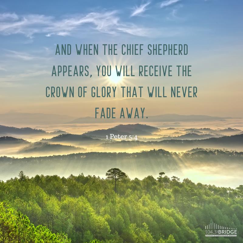1 Peter 5:4