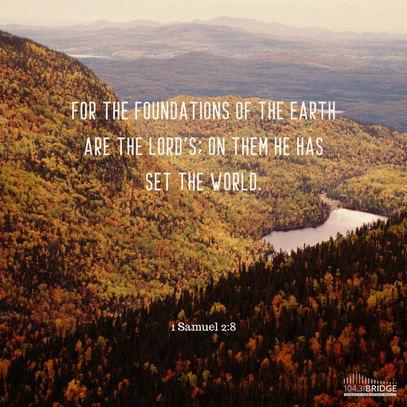 1 Samuel 2:8