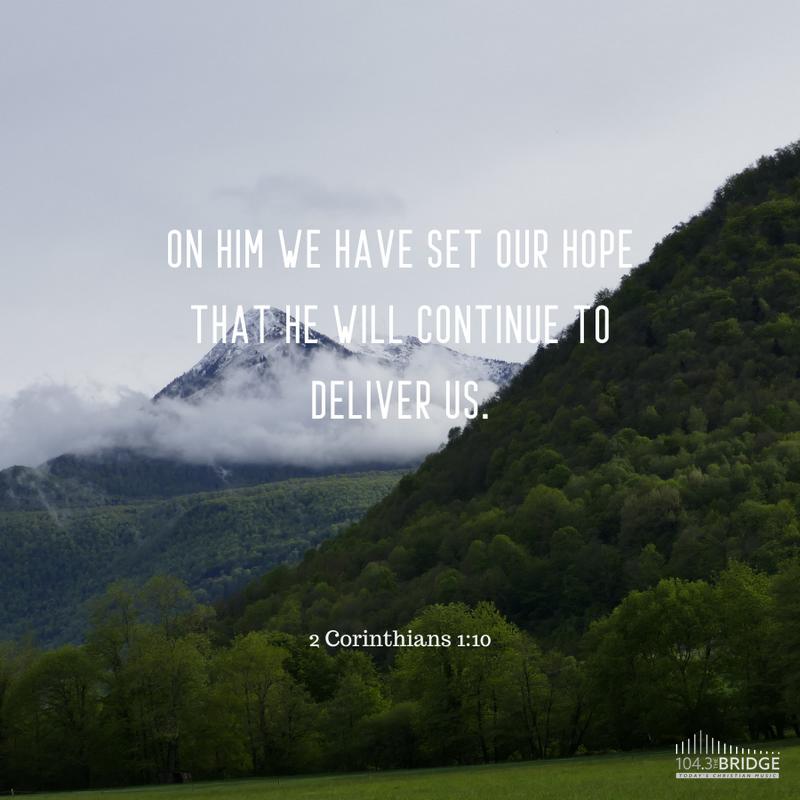 2 Corinthians 1:10