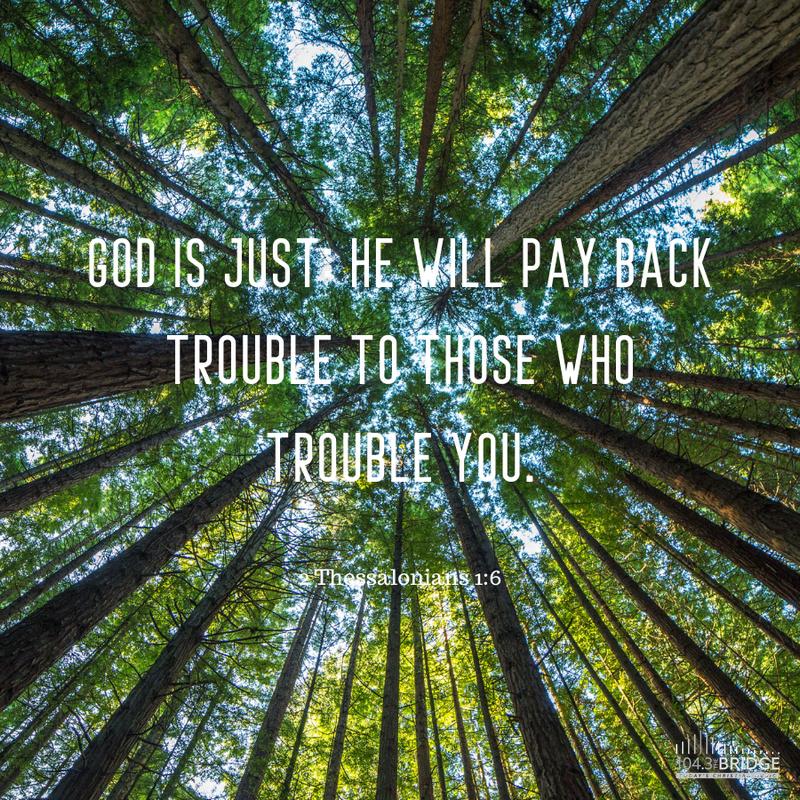 2 Thessalonians 1:6