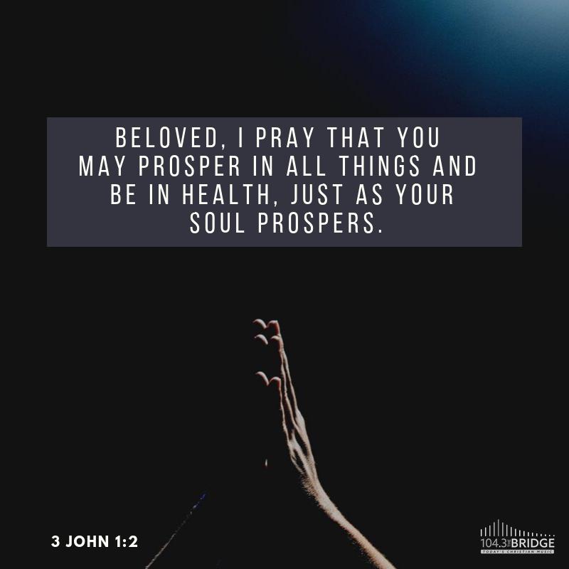 3 John 1:2