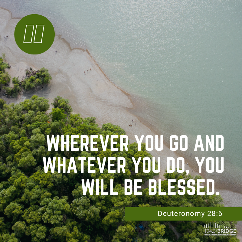 Deuteronomy 28:6