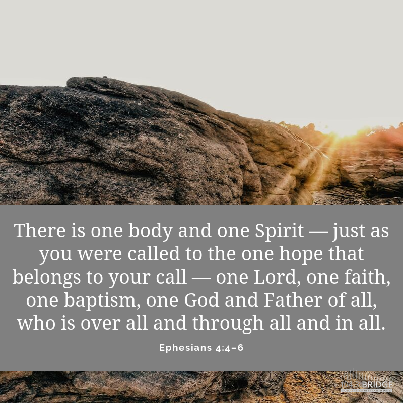 Ephesians 4:4-6