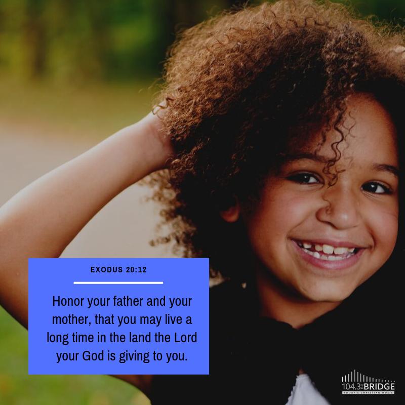 Exodus 20:12