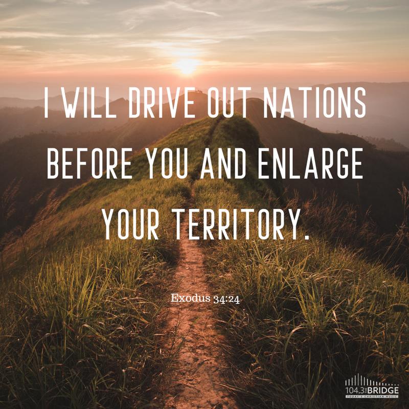 Exodus 34:24
