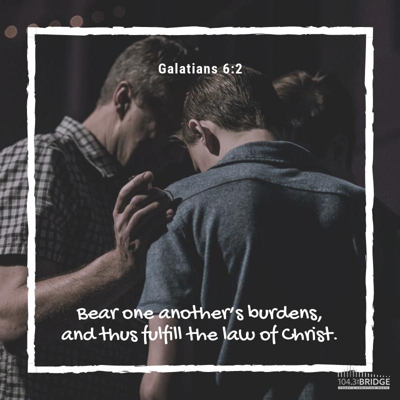 Galatians 6:2