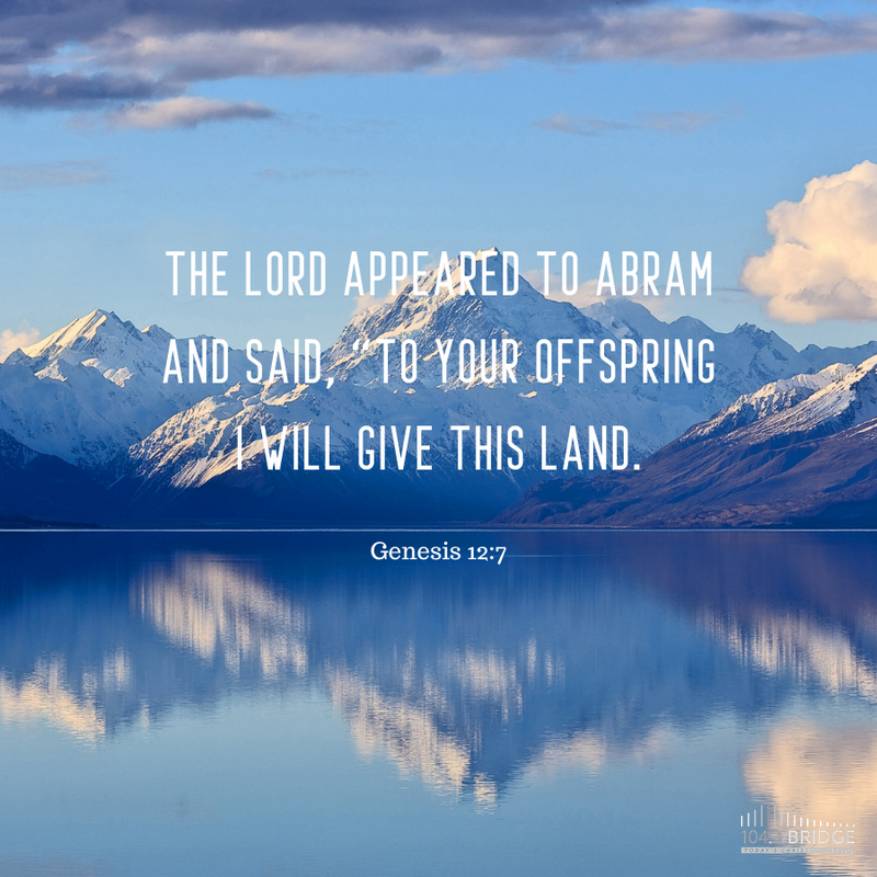 Genesis 12:7