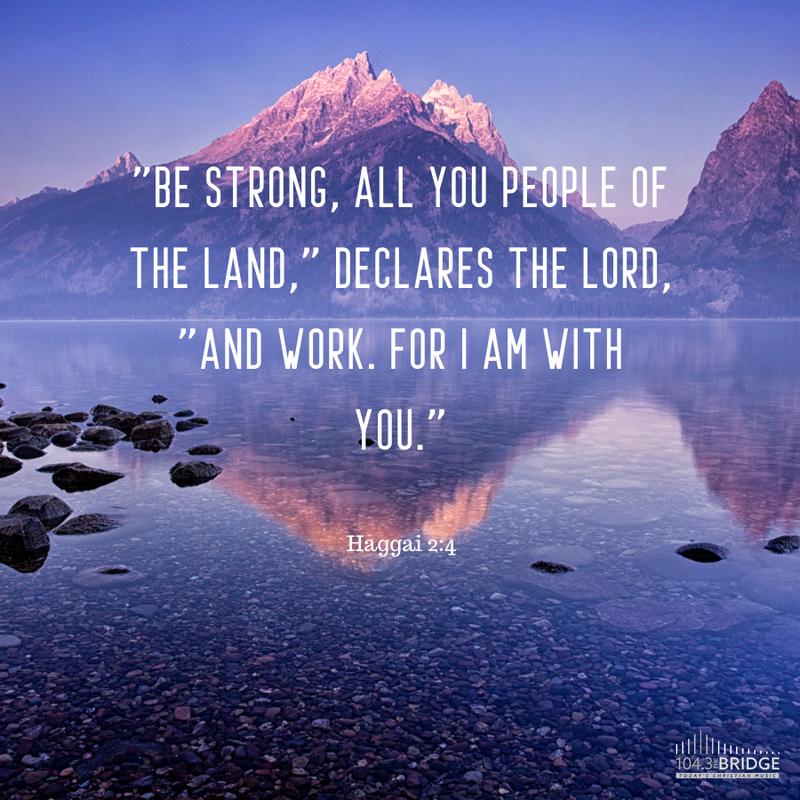 Haggai 2:4