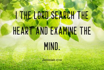 Jeremiah 17:10