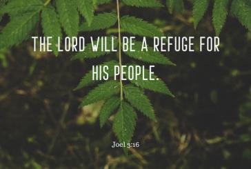 Joel 3:16