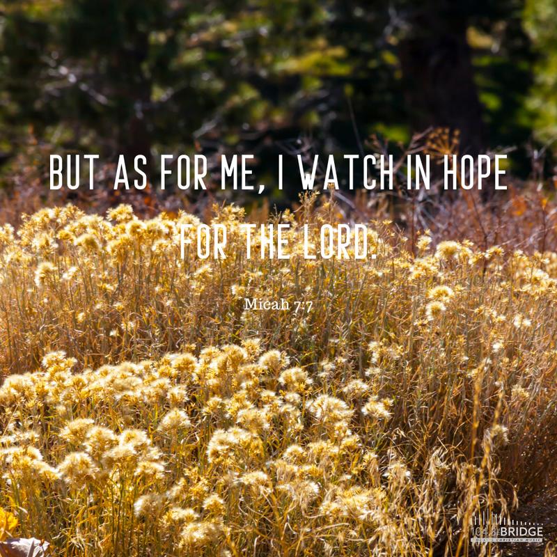 Micah 7:7