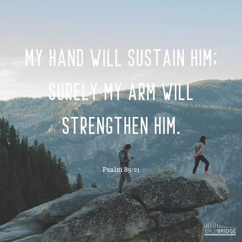 Psalm 89:21